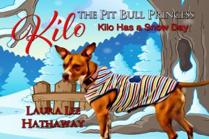 Kilo Has a Snow Day
